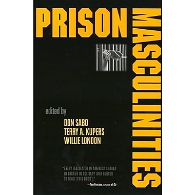 Prison Masculinities, New Book (9781566398169)