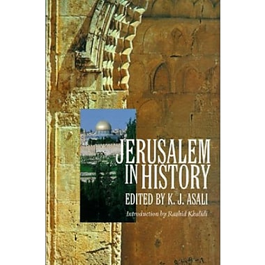 Jerusalem in History, Used Book (9781566563048)