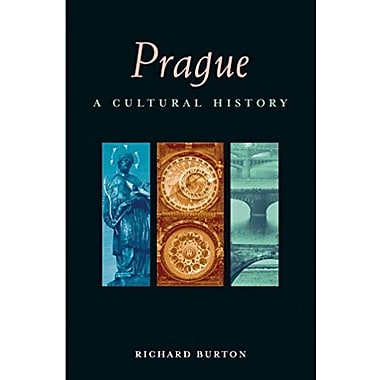 Prague: A Cultural History, Used Book (9781566564908)