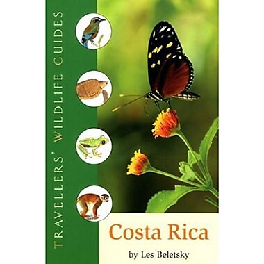 Travellers' Wildlife Guides Costa Rica, New Book (9781566565295)