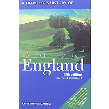 A Traveller's History of England (9781566566049)