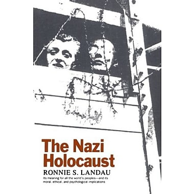 The Nazi Holocaust, Used Book (9781566630528)