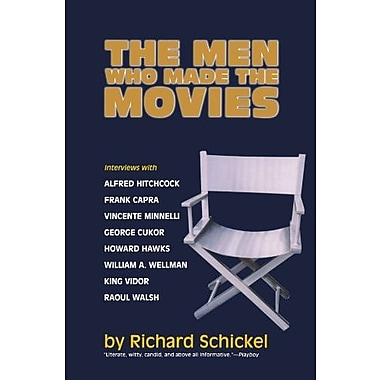 The Men Who Made the Movies, New Book (9781566633741)