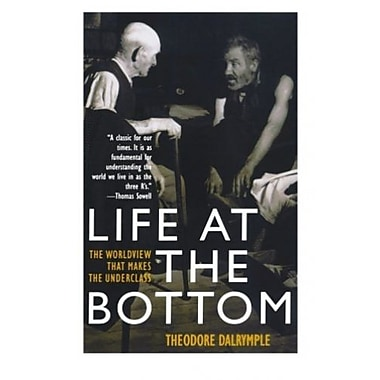 Life at the Bottom: The Worldview That Makes the Underclass Used Book (9781566635059)