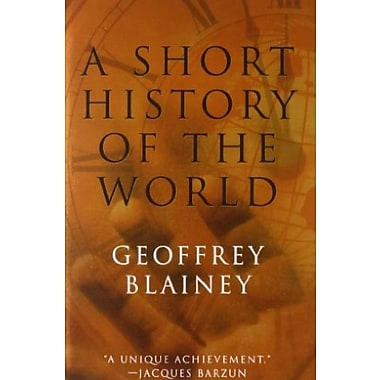 A Short History of the World, New Book (9781566635073)