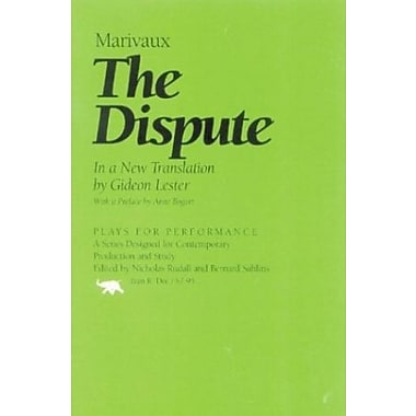 The Dispute (Plays for Performance Series), New Book (9781566635554)