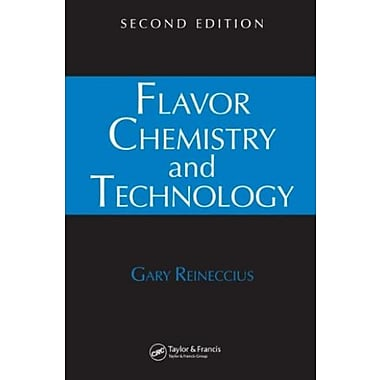 Flavor Chemistry and Technology, Second Edition (9781566769334)