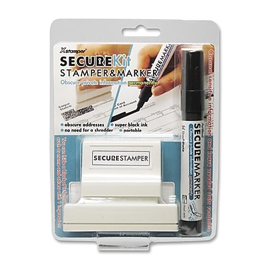 SHACHIHATA INC. U.S.A. Security Kit