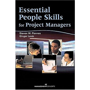 Essential People Skills for Project Managers Used Book (9781567261684)