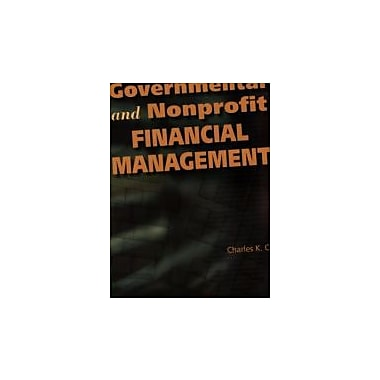 Governmental and Nonprofit Financial Management (9781567261837)