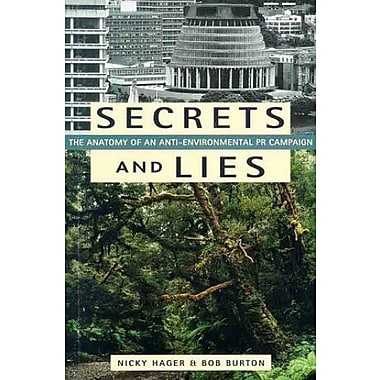 Secrets and Lies: The Anatomy of an Anti-Environmental PR Campaign, Used Book (9781567511826)
