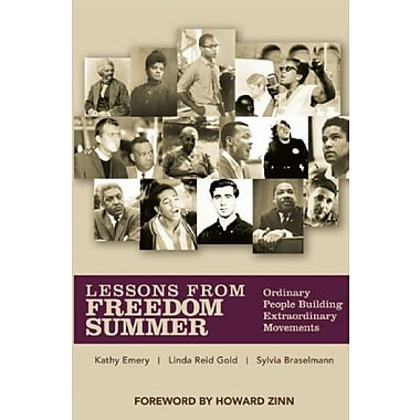 Lessons From Freedom Summer: Ordinary People Building Extraordinary Movements, Used Book (9781567513882)
