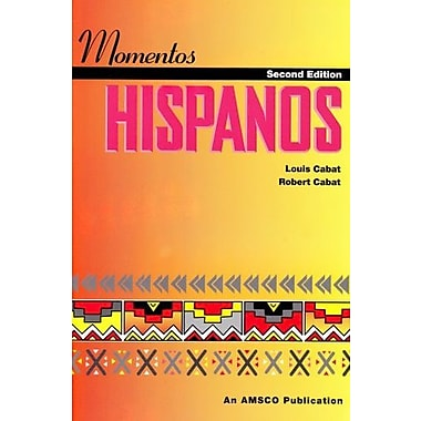 Momentos Hispanos, Used Book (9781567654677)