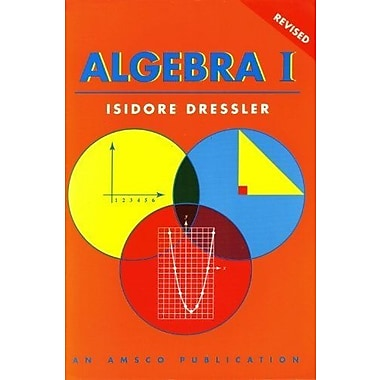 Algebra 1, New Book (9781567655346)