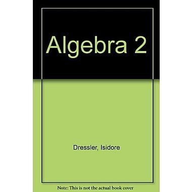Algebra 2, Used Book (9781567655599)