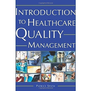 Introduction to Healthcare Quality Management, Used Book (9781567933239)