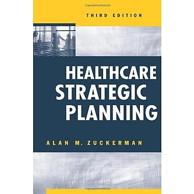 Healthcare Strategic Planning (Ache Management), New Book (9781567934342)