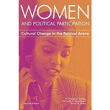 Women and Political Participation: Cultural Change In the Political Arena, 2nd Edition, Used Book (9781568029252)