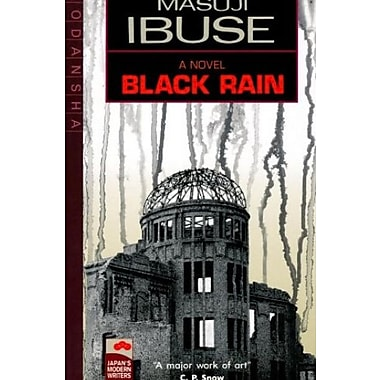 Black Rain, Used Book (9781568364179)