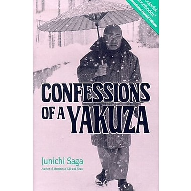 Confessions of a Yakuza, New Book (9781568365046)