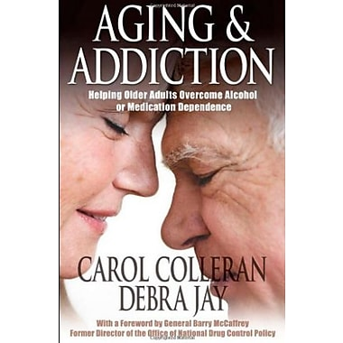 Aging and Addiction: Helping Older Adults Overcome Alcohol or Medication Dependence-A Hazelden Guidebook, Used Book