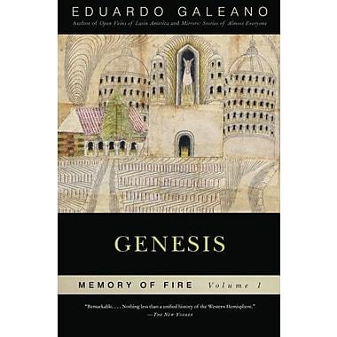 Genesis: Memory of Fire, Volume 1 Used Book (9781568584447)