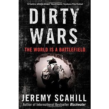 Dirty Wars: The World Is A Battlefield Used Book (9781568586717)