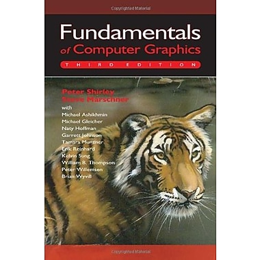 Fundamentals of Computer Graphics Used Book (9781568814698)