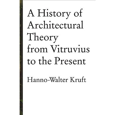 History of Architectural Theory, New Book (9781568980102)
