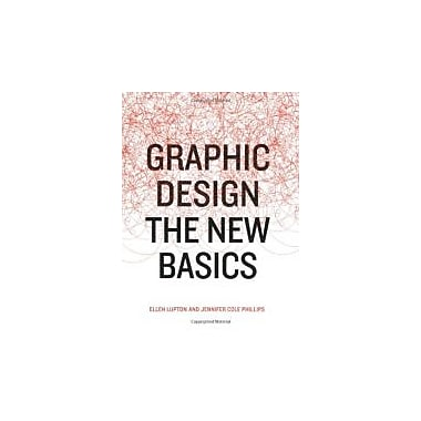 Graphic Design: The New Basics, Used Book (9781568987026)