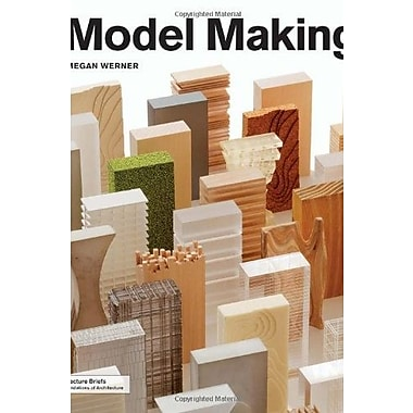 Model Making (Architecture Briefs), New Book (9781568988702)