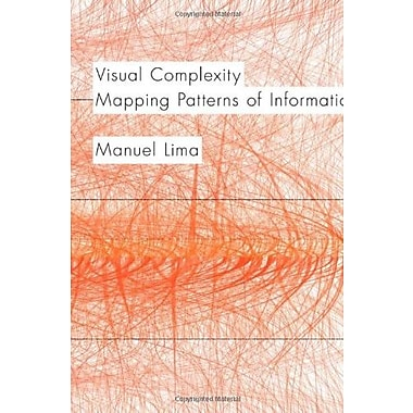 Visual Complexity: Mapping Patterns of Information Used Book (9781568989365)