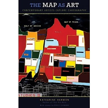 The Map as Art: Contemporary Artists Explore Cartography, Used Book (9781568989723)