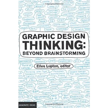 Graphic Design Thinking, Used Book (9781568989792)