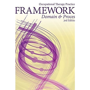Occupational Therapy Practice Framework: Domain and Process, Used Book (9781569003619)