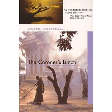 The Coroner's Lunch, Used Book (9781569474181)