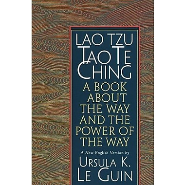 Lao Tzu : Tao Te Ching : A Book About the Way and the Power of the Way, Used Book (9781570623950)