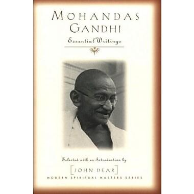 Mohandas Gandhi: Essential Writings (Modern Spiritual Masters Series), New Book (9781570754326)