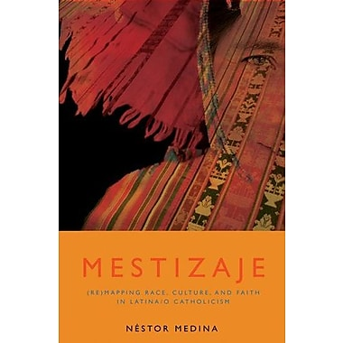 Mestizaje: Remapping Race, Culture, and Faith in Latina/O Catholicism (9781570758348), New Book
