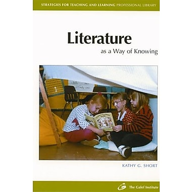Literature (Strategies for Teaching and Learning Professional Library), New Book (9781571100634)