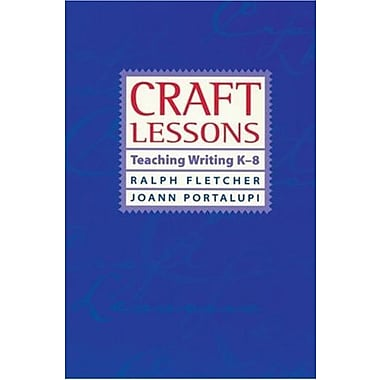 Craft Lessons, New Book (9781571100733)