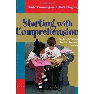 Starting with Comprehension: Reading Strategies for the Youngest Learners, Used Book (9781571103963)