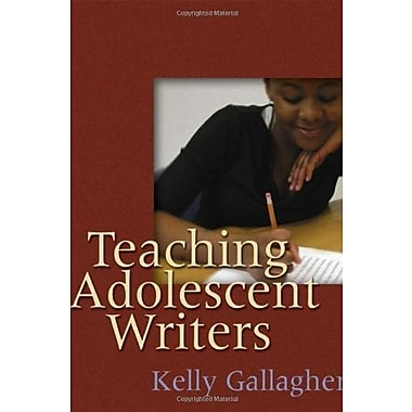 Teaching Adolescent Writers, New Book (9781571104229)