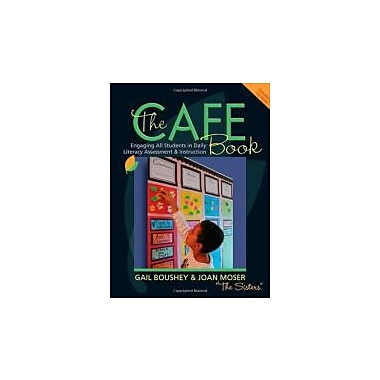 The CAFE Book: Engaging All Students in Daily Literary Assessment and Instruction, Used Book (9781571107282)