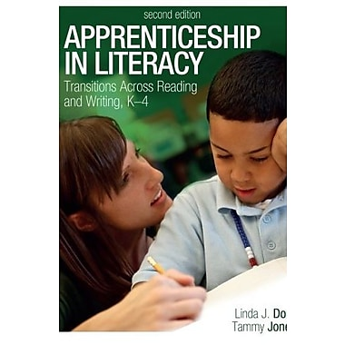 Apprenticeship in Literacy (Second Edition): Transitions Across Reading and Writing, K-4, New Book (9781571109668)