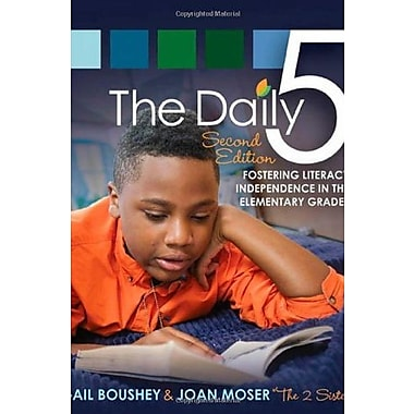 Daily 5, The (Second Edition): Fostering Literacy in the Elementary Grades, Used Book (9781571109743)