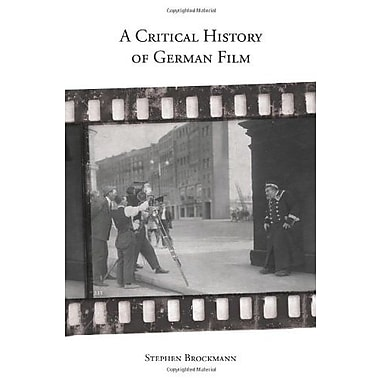 A Critical History of German Film (Studies in German Literature Linguistics and Culture), New Book (9781571134684)