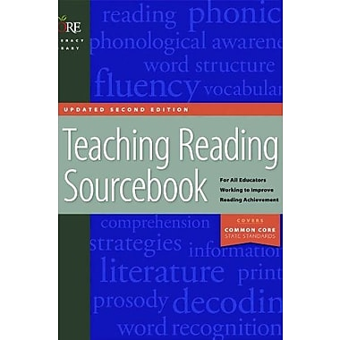 Teaching Reading Sourcebook Updated Second Edition (Core Literacy Library), New Book (9781571286901)