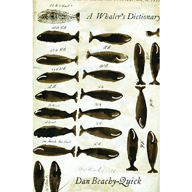 A Whaler's Dictionary, New Book (9781571313096)