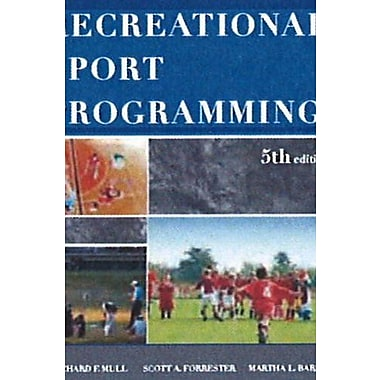 Recreational Sport Programming, Used Book (9781571677082)